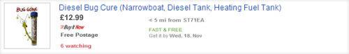 kill diesel bug