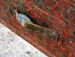 prevent anodes rotting