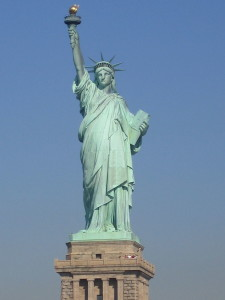 galvanic isolation used on statue of liberty