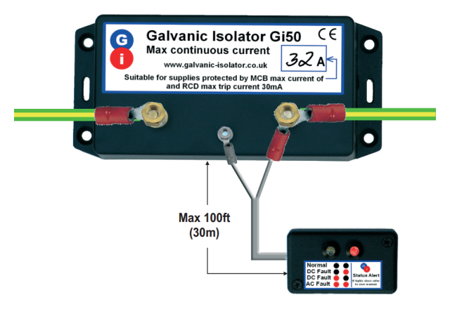 Admirable Battery Isolator Wiring Diagram On Galvanic Isolator Wiring Diagram Wiring 101 Hisonstrewellnesstrialsorg