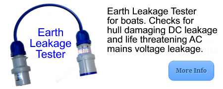 prevent electric shocks on boats