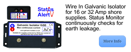 zinc saver wire in type with status monitor