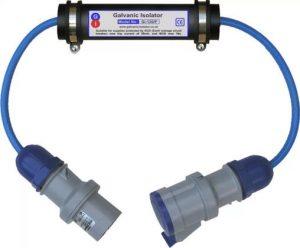 plug in zinc saver galvanic isolator with status monitor