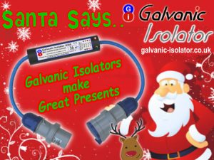ratings of galvanic isolators