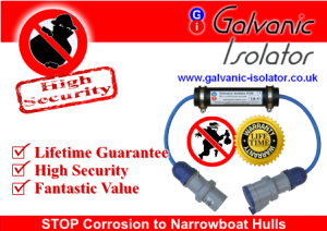 thief proof galvanic isolator