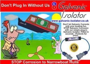 narrowboat hulls rust quicker in summer