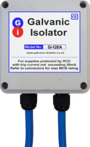 most reliable galvanic isolator UK