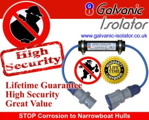 Galvanic Isolator for Boat Guaranteed Thief proof
