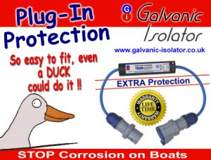 which galvanic isolator is easiest to fit