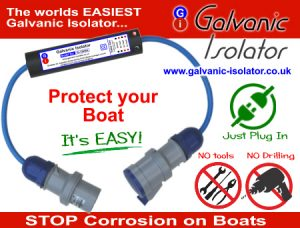 how to fit a galvanic isolator