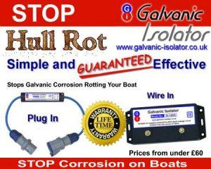 Best Galvanic Isolator for Narrowboat