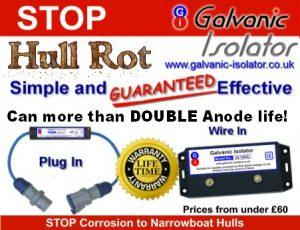 galvanic isolator fitting instructions