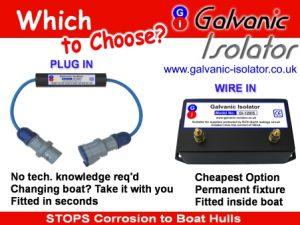 Galovanic Isolators for boats