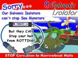 best galvanic isolator for narrowboats