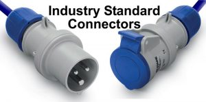 galvanic isolator plug and socket