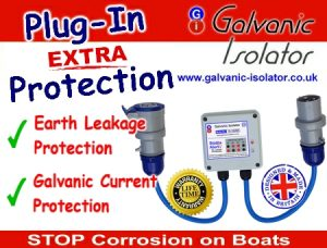 galvanic current and earth leakage protection
