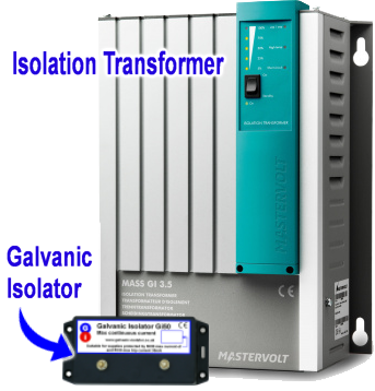 advantages of a galvanic isolator