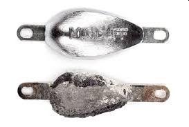 galvanic isolator sacrificial anodes