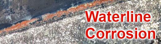 galvanic corrosion damage