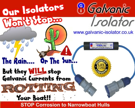 Image of marine galvanic isolator