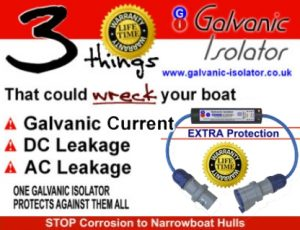 best galvanic isolator for narrow boats and grp cruisers