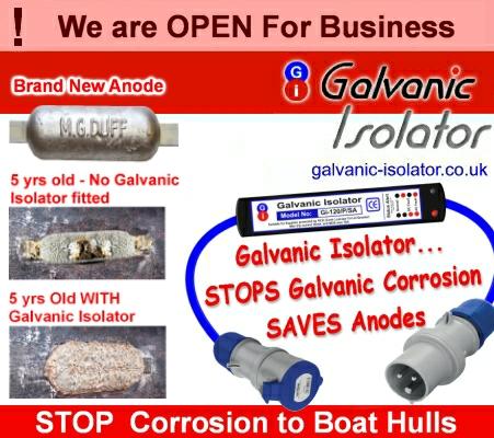 galvanic isolator better than isolation transformer