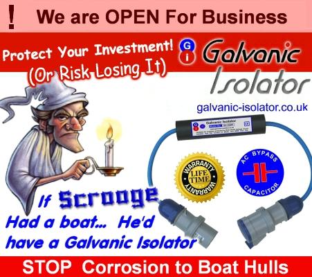 best marine galvanic isolator