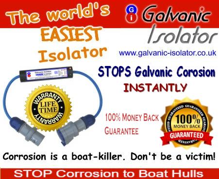 preven t galvanic corrosion