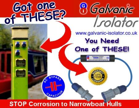 galvanic isolator UK