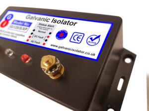 zinc saver with led indicators