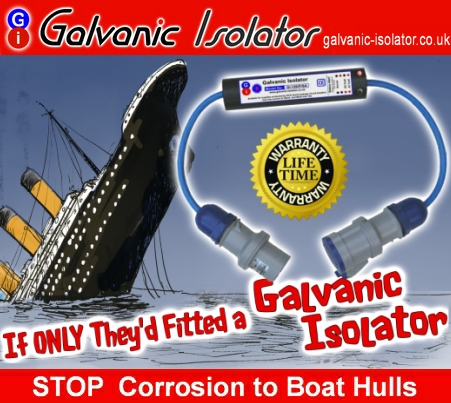 isolation transformers for boats